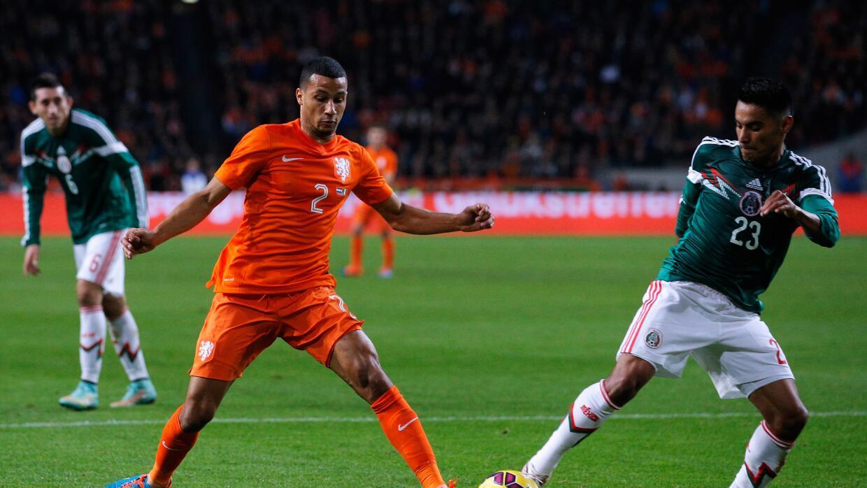 Holanda vs Mex
