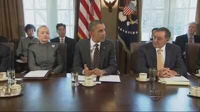 Barack Obama pidió 236 millones de dólares para la lucha contra el narco...