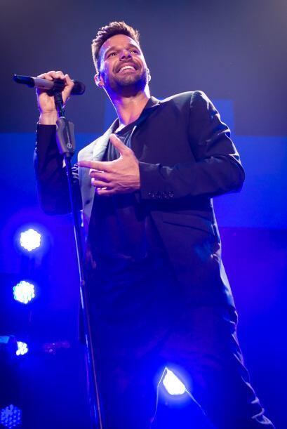 Ricky Martín se une a lista, desde el año pasado anunció la separación d...