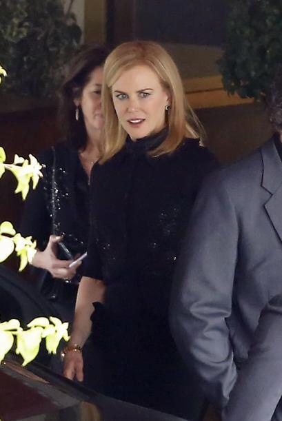 Nicole Kidman.  Aquí los videos más chismosos.
