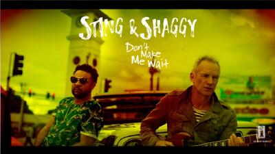 Sting and Shaggy to release entire joint album on 4/20