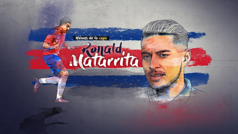 Apertura Héroes de la Copa - Ronald Matarrita