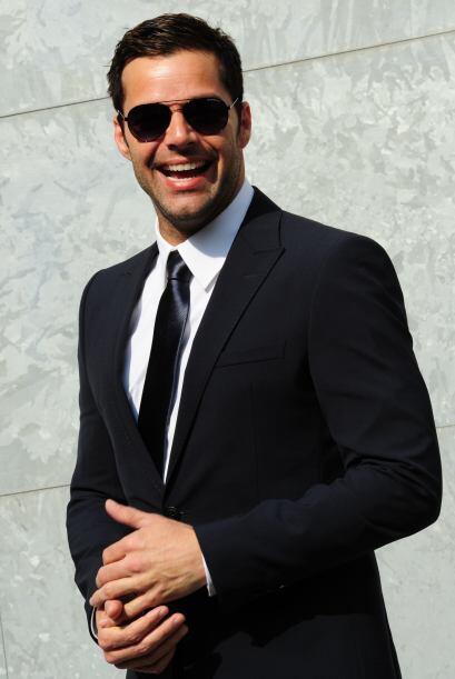 Con este 'look' podría ser el 'bodyguard' más 'hot' del mundo.