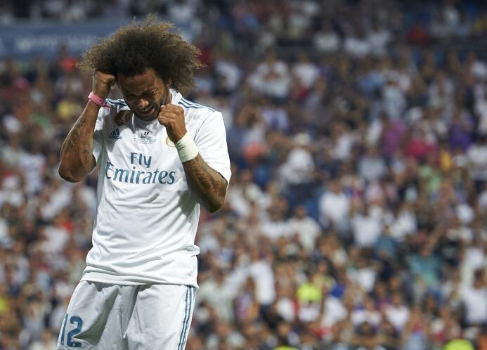 Marcelo (Brasil/Real Madrid)
