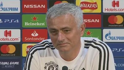 Mourinho no se guardó nada sobre Cristiano Ronaldo antes del partido de Champions