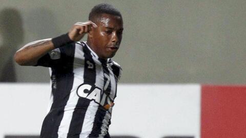 ¿Está el futuro de Robinho en la MLS?