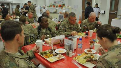 Los soldados tendrán comida impresa en el futuro cercano.