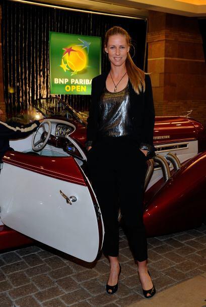La rusa Elena Dementieva festeja este 15 de octubre sus 29 primaveras ma...