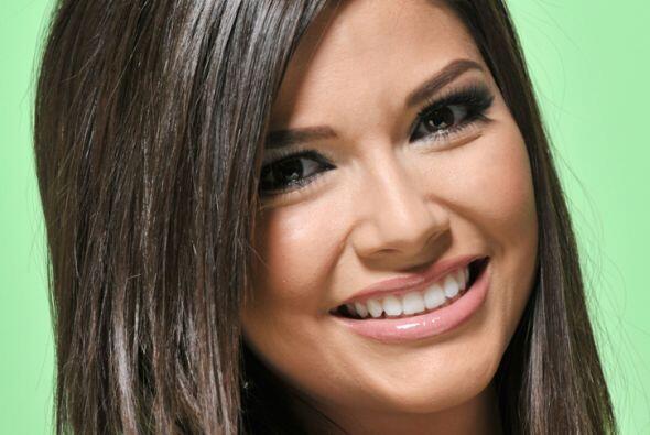 Ana Patricia hizo de Nuestra Belleza Latina, una carrera profesional.