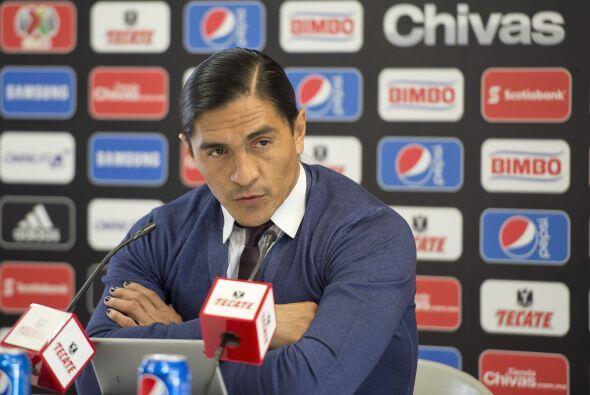 En cambio las Chivas siguen teniendo cambios a nivel directivo por los p...