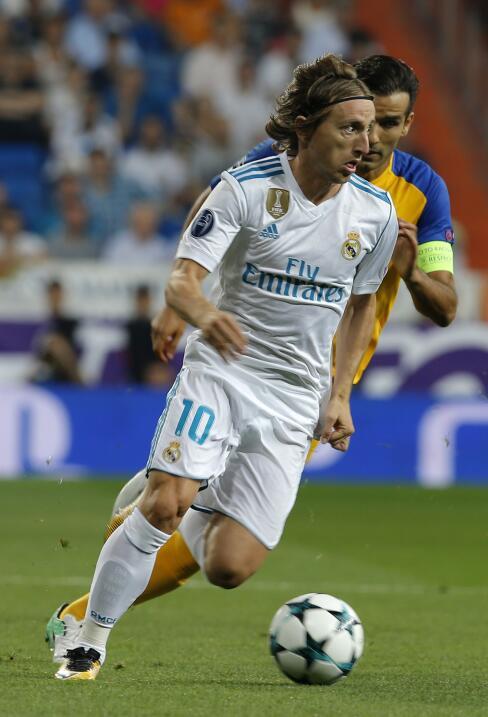 6. Luka Modric (Real Madrid / Croacia)