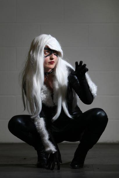 Si te disfrazas 'Black cat', seguramente levantarás suspiros en todas pa...