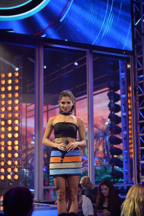 Alejandra, fabulosa en la segunda temporada de La Banda RV4_1163.JPG