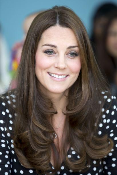 ¿Te imaginas una princesita con la mirada tierna de Kate?