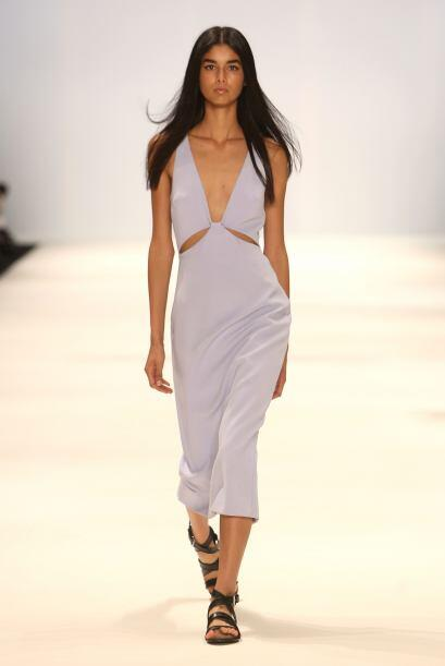Vestidos cut-out: Es una de las tendencias más 'hot' del momento y con e...