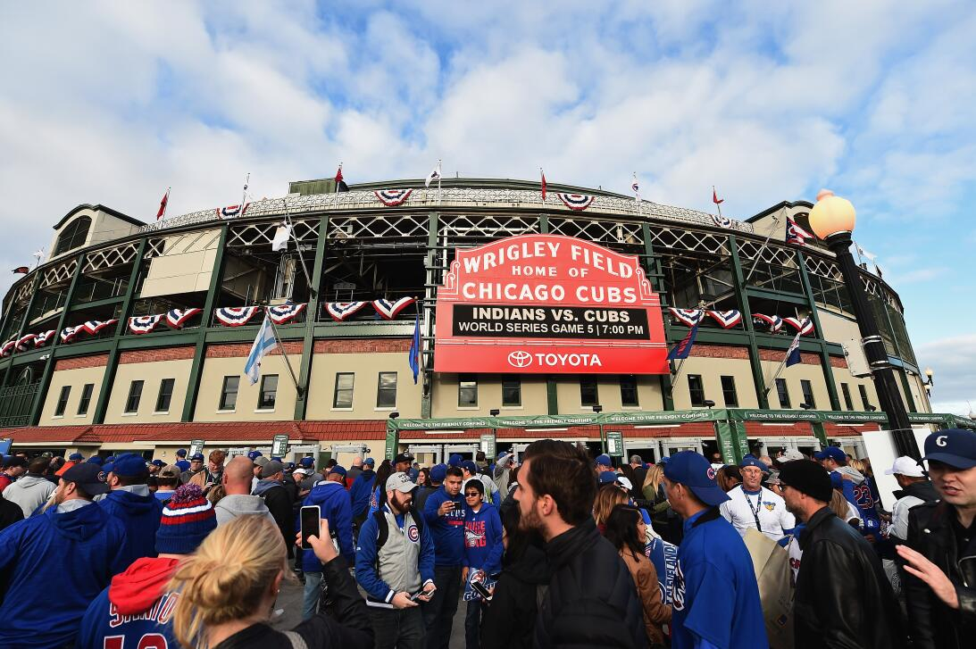 La fe inacabable de los fanáticos de Chicago Cubs  GettyImages-619305944...