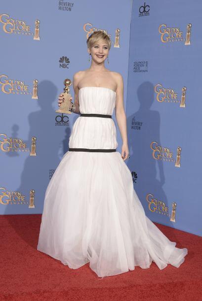 JennLaw está considerada en el Guinness por ser la estrella de películas...