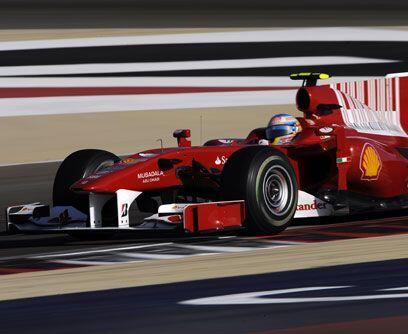 GP de BAHRÉIN, 14 de marzoFernando Alonso debutó de la mejor forma con l...