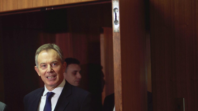 Toni Blair, ex primer ministro británico