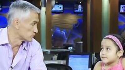 Jorge Ramos fue entrevistado por una reportera que nunca pensó enfrentar...