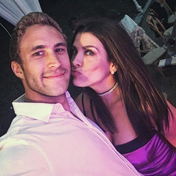 Adriana Louvier y Guto Salas boda