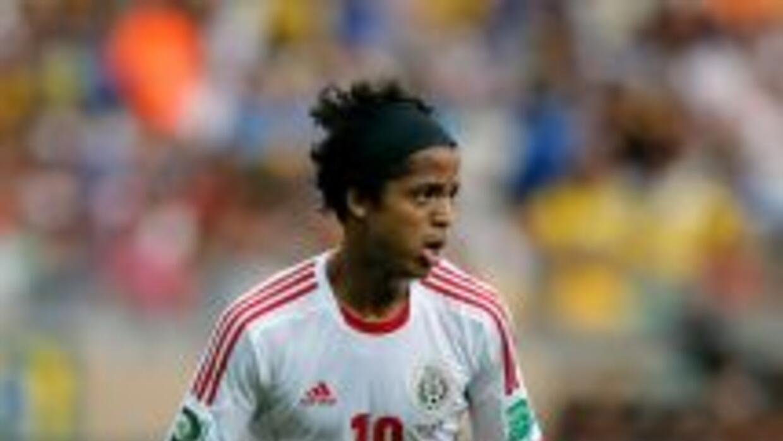 Giovani quiere mantenerse en el fútbol europeo, específicamente en el es...