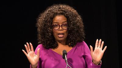 Aunque en entrevistas pasadas Oprah Winfrey siempre negó con contundenci...