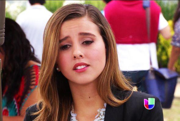 ¿Qué harás Fanny cuando te enteres que León está casado y con un hijo?
