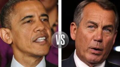 Los desacuerdos entre el presidente y los republicanos hacen que aún no...