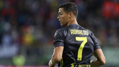 En fotos: Cristiano Ronaldo, el jugador con más remates que sigue sin goles en Italia