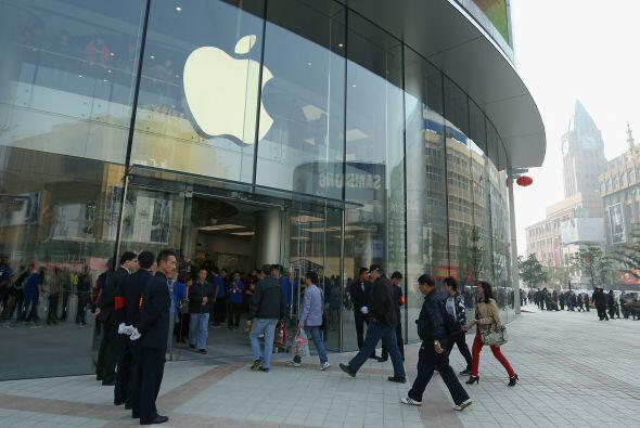 La firma inventora de productos tecnológicos como el iPhone o el...