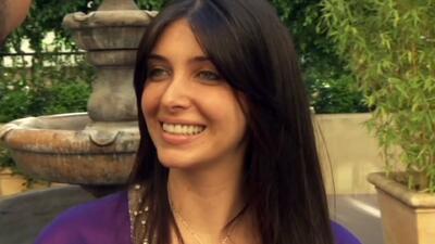 Brittny Gastineau rompió el silencio sobre su noviazgo con Luis Miguel