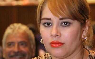 Arrestan en la zona fronteriza de California a Lucero Sánchez, la 'Chapo...