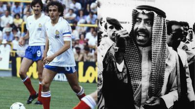 Historias de Mundiales: el gol anulado por un jeque que costó 10 mil dólares