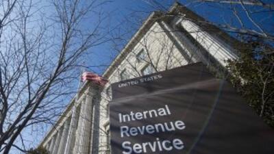 Instalaciones del IRS.