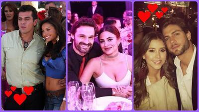 Su amor traspasó la pantalla: famosos que se enamoraron en el set