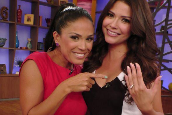 Y sí, ella ya sabía que Luis Carlos le pediría matrimonio a Ana en ese v...