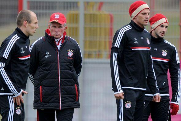 En el caso del Bayern Munich, también tienen que ir de atrás ante el Bas...
