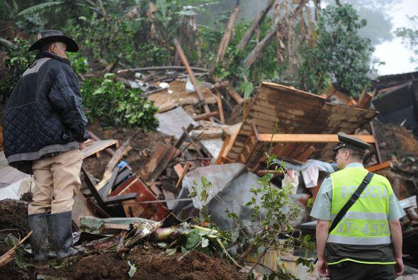 La Dirección Nacional de Atención de Desastres dijo que 'para abril del...