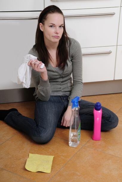 Toda ama de casa sabe lo fastidiosas que pueden ser las manchas de óxido...