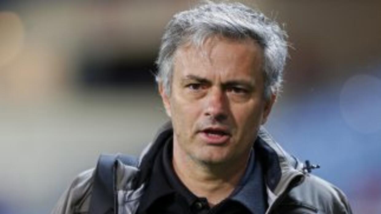 A Mourinho no le parece justo el modo en que los medios han tomado las p...