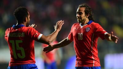 Chile se impuso a El Salvador por la mínima diferencia.