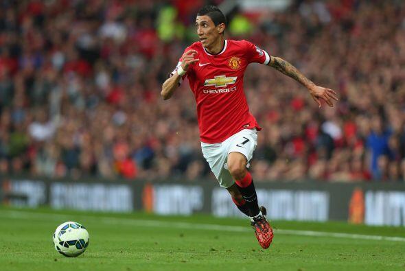 El argentino encontró en el Manchester United a su nueva casa, el...
