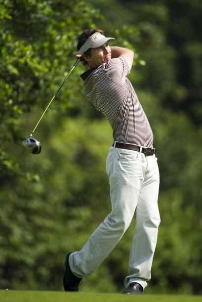 Mientras haces 'shopping' manda a tu marido a tomar cursos de golf a Pal...