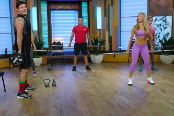 Lo importante para obtener resultados con estos ejercicios es ejecutar l...