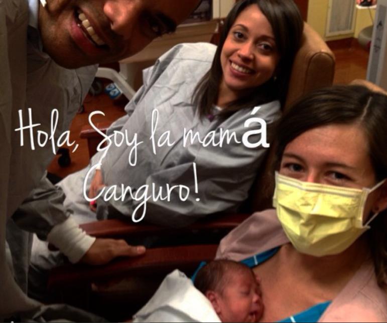 salud mama bebe prematuro
