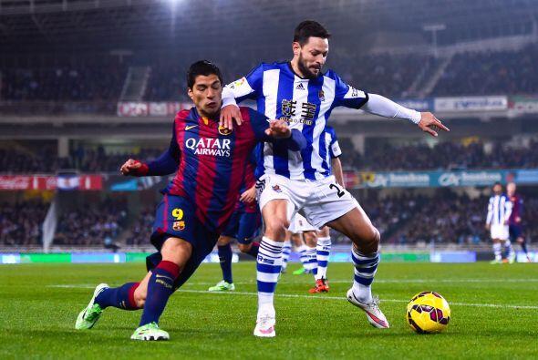 El Barcelona dejó pasar la oportunidad de acercarse a la cima en la luch...