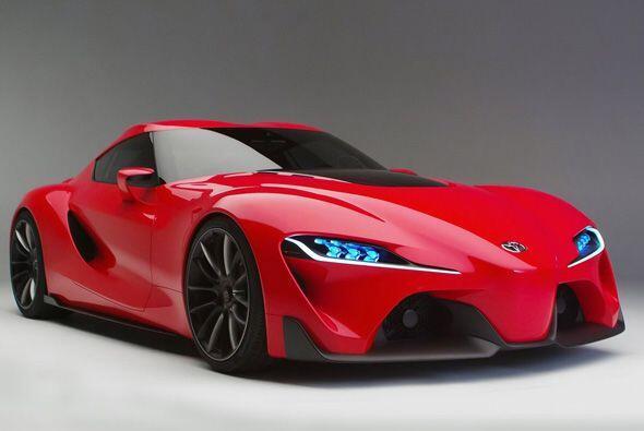 Toyota sorprendió a propios y extraños durante el Autoshow de Detroit 20...