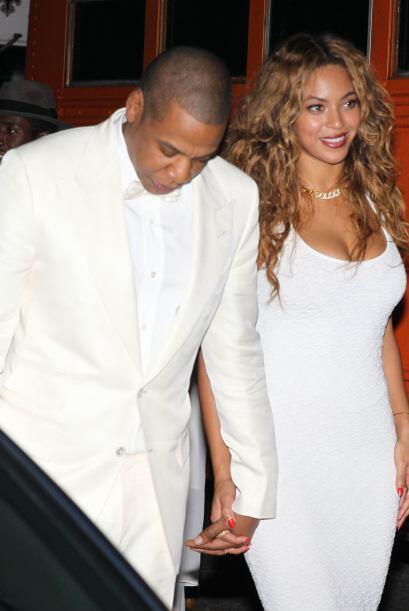 Y aunque lo vean así, Mr. Carter estuvo muy feliz en la boda de s...