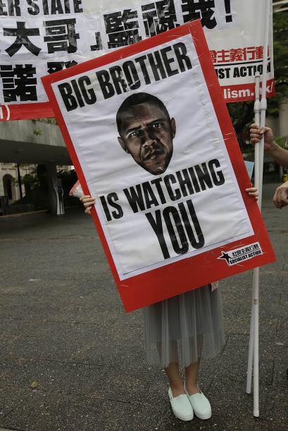 """Una encuesta que ha divulgado hoy el """"South China Morning Post"""" indica q..."""